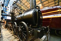 'Agenoria' Steam Locomotive (1829) (Bri_J) Tags: nationalrailwaymuseum nrm leemanroad york northyorkshire uk museum railwaymuseum yorkshire nikon d7500 agenoria 040 steamtrain locomotive train shuttendcollieryrailway fosterrastrickco