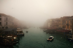 A Journey Into an Emptiness (Cho Shane) Tags: venezia venice evening fog fogg foggy foggyday europe vacation honeymoon europa italy italia tourists nikon nikond610 scenery scenic sceneryphotography sceneryphoto scenerylove sceneryporn stunning stunningview stunningbeauty stunningmoment stunningshot amazing amateur amazingbeauty amazingcomposition amazingshot amazingview beautiful beautifulcomposition beautifulview view colorful composition cloudporn dslr dslrphotography eyesore wow wonderful