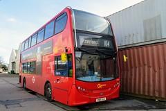 E192 SN61BJU (PD3.) Tags: go ahead goahead group gsc south coast eastleigh hampshire england uk bus buses psv pcv barton park hants dorset bluestar london general adl enviro 400 e192 e 192 sn61bju sn61 bju