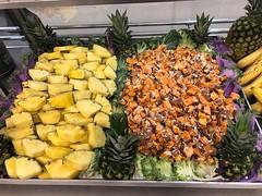 (cafe_services_inc) Tags: cafeservicesinc freshpicks pittsfield promo promotions winterluau luau pineapple freshfruit
