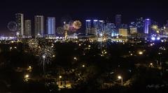 Happy New Year 2019....!🍻 (Aglez the city guy ☺) Tags: happynewyear2019 cityscapes nitephotografy fireworks
