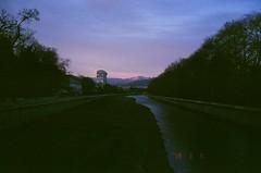 11 (Ilya Feldman) Tags: mju2 mju kodak ultramax 400 mjuii olympus film russia 35mm sochi sunset