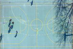 Multifunctional Pitch (Aerial Photography) Tags: by m obb 20032019 5sr57193 basketballplatz bavaria bayern deutschland erichzeitlerstrase farbe fotoklausleidorfwwwleidorfde fotoklausleidorfwwwleidorfaerialcom freizeit gelb germany grafik grün ismaning kreis linien luftaufnahme luftbild menschen p1 rechteck schatten siedlung sportplatz aerial athleticsfield basketballcourt circle color colour graphicart graphics green leisure lines outdoor people rectangle senkrecht settlement shade shades shadow shadows sportingground sportsarea upright verde vertical yellow ismaninglkrmünchen bayernbavaria deutschlandgermany deu