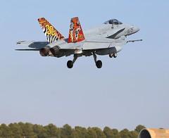 Programa de Liderazgo Táctico - FC 2019-1 TLP 2.0 (Ejército del Aire Ministerio de Defensa España) Tags: aviación aviation caza fighter baseaérea albacete avión plane airplane militar military