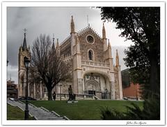 Los Jerónimos....  **Madrid** (JLuis San Agustín) Tags: 2014 iglesias madrid gótico