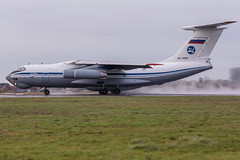 Russian Air Force / Ilyushin Il-76MD / RA-78831 / EBOS 26 (_Wouter Cooremans) Tags: ost ebos ostendairport ostendbrugesairport osten ostend airport spotting spotter avgeek aviation airplanespotting russian air force ilyushin il76md ra78831 26 russianairforce ilyushinil76md il76