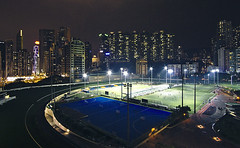 20190315-Jocky Club-25 (Steven Tyrer) Tags: happyvalley jockeyclub hongkong sony a6000 samyang12mm nighttime wideangle central