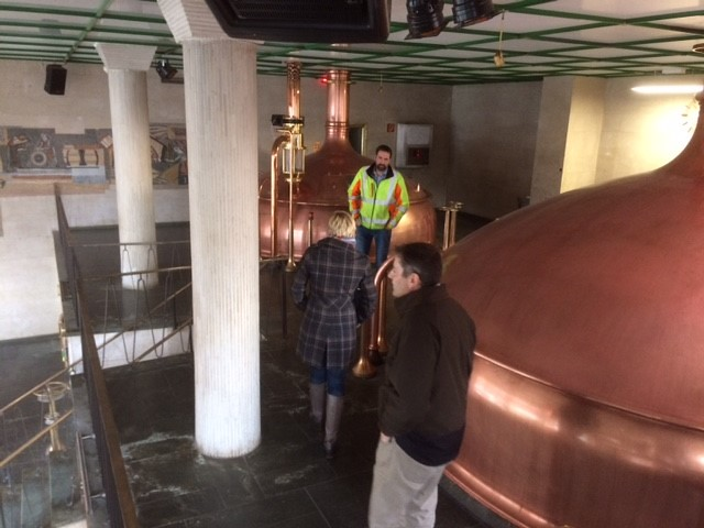 When Breweries Collide!
