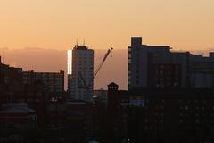 IMG_5115 (Yorkshire Pics) Tags: 1004 10042019 10thapril 10thapril2019 sunrise leeds leedsskyline leedssunrise silhouettes leedsunderconstruction underconstruction urban urbanlandscape urbanskyline urbansilhouettes