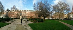 Grosvenor Square, London (John Steedman) Tags: london uk unitedkingdom england イングランド 英格兰 greatbritain grandebretagne grossbritannien 大不列顛島 グレートブリテン島 英國 イギリス ロンドン 伦敦 grosvenorsquare