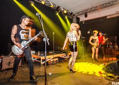 TOTENWALD (todde.sin ...expect the unexpected...) Tags: punkkonzert postpunk batcave festival wave eisenach schlachthof berlin female vocals