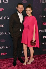 9682363w (ClimberSD) Tags: pose tv show premiere new york usa 17 may 2018 jamie bell kate mara actor female male personality 71621558