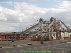 Rhyl Ocean Beach 2007 (Gordon Clinton-Lindop) Tags: rhyl ocean beach 2007
