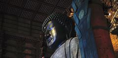 375sm20475894_ef54342fa5_k (camera30f) Tags: japan todajji temple buddhism buddhist statue icon figure black interior history historical shade head religion architecture