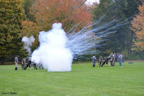 Shadows Of The Blue & Gray  Civil War Reenactment  Princeton