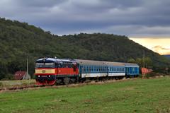 749 121-0 (Andrzej Szafoni) Tags: 749 749121 czechrepublic czechy čkd train railroad locomotive diesel čd