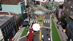Porto Alegre - Ruas Completas: João Alfredo (WRI Brasil) Tags: wri brasil portoalegre joão alfredo ruas completas drone intervenção segurançaviária transportecoletivo transporte ativo