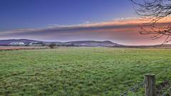 Glynde and Mount Caburn (marcus.jayone) Tags: nikond5300 nikon1020mm swanborough glyndeandmountcaburn hdr landscape