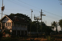 I_B_1514 (florian_grupp) Tags: asia myanmar burma train railway railroad bago pegu myanmarailways southeast metergauge metregauge 1000mm steam locomotive steamlocomotive vulcan foundry 2007