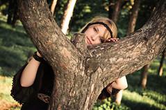 (Alexander Lyakhov) Tags: ксюша девушка весна 50мм гелиос81н nikond90 helios81h 50mm май 2011
