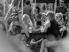 Love Candid (Drummerdelight) Tags: peoplewatching candidphotography blackwhite