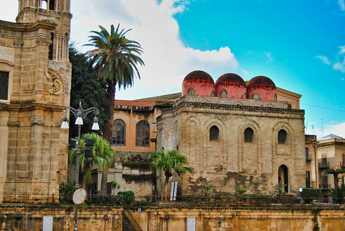 Palermo, Chiesa di San Cataldo I