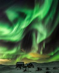 Seltún (Jón Óskar.) Tags: seltún krísuvík reykjanes aurora night northernlights auroraborealis jónóskar iceland