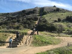 Culver City Stairs (rockchucksummit) Tags: culvercity culvercitystairs baldwinhills baldwinhillstrail culvercityhike culvercitystaircase baldwinhillsstairs california