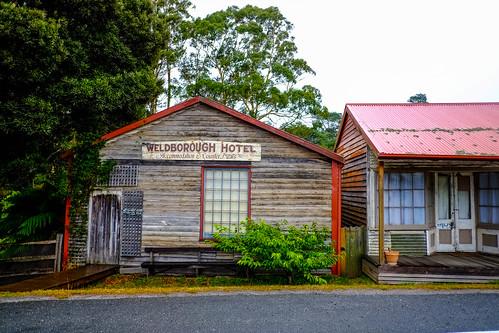 Weldborough Hotel