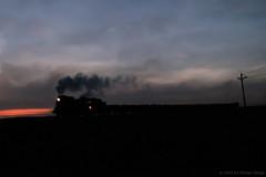 I_B_IMG_1414 (florian_grupp) Tags: asia china steam train railway railroad sandaoling xinjiang muslim desert landscape js ore mine 282 mikado steamlocomotive locomotive opencastmine