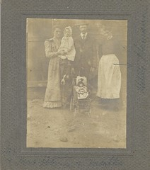 Hattie Thoma Hamann with Peter & Martha (lyndahoffman78) Tags: hattie thoma hamann with peter martha