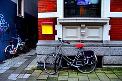 Amsterdam (maryduniants) Tags: bicycle europe amsterdam netherlands