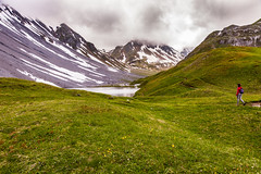 (luceinversa) Tags: arosa switzerland svizzera alpi lake trekking hike hiking mountain mountains älplisee luceinversa