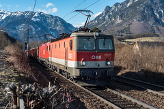 sem_190209_20 (Prefektionist) Tags: 1116 1144 50mmf14d austria bahn d750 es64 eisenbahn europa europe loweraustria niederösterreich nikon oebb payerbach rail railroad railway semmering semmeringbahn siemens taurus train trains öbb österreich at