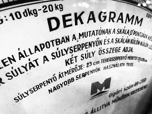 Dekagramm
