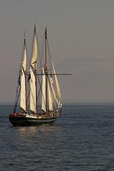 Underway (BlueChasmPhoto) Tags: ship tallship sail duluth mn lakesuperior