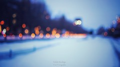Where stars never fall from the evening sky (Mister Blur) Tags: neøv elysion stars evening sky blurry lights blur bokeh vieux montréal québec canada true colors desenfoque luces snow nieve winter lhiver invierno melancholic mood snapseed nikon d7100 35mm nikkor lens f18 rubén rodrigo fotografía flicker