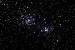 NGC844 - Double amas de Persée (Landedge Pictures) Tags: nature astronomie astro astrophoto astrophotographie astrophotography deepsky sky ciel étoiles stars amas outside canon night nightsky star black cluster clusters longexposure telescope 100d canon100d nightscape astroscape