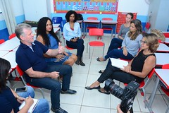 Sec. Osório Souza   visitou escola de Itaboraí, aprovada no IDEB (7) (itaborairj) Tags: escola aula balet itaboraí indice ideb aprovada 29032019