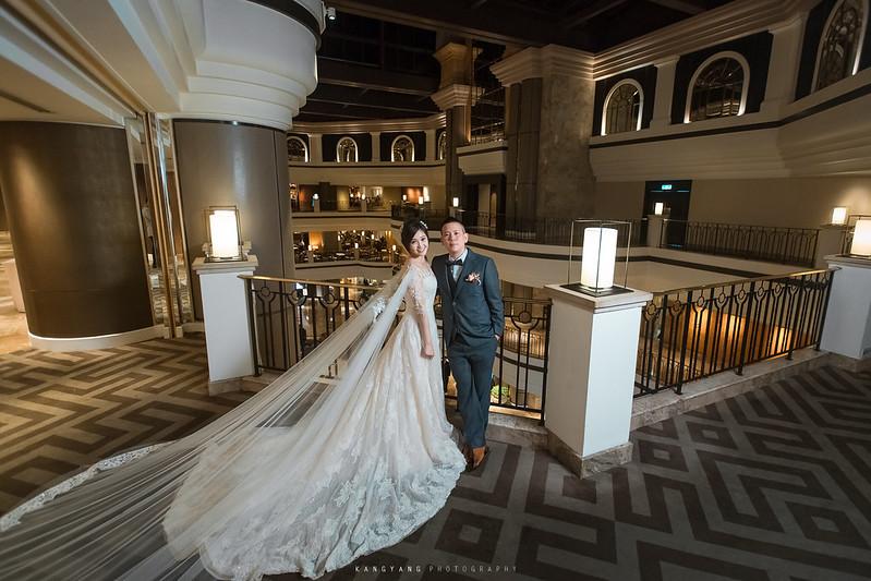 [台北婚攝] Jeng&Wanyou 單晚宴 婚禮紀錄 @ 台北君悅酒店  #婚攝楊康