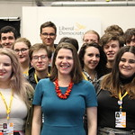 Jo with Young Liberals 1 thumbnail
