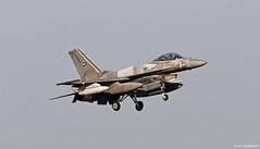 United Arab Emirates Air Force Lockheed F-16E Desert Falcon Block 60 '3027' at Morón AFB/LEMO (Mosh70) Tags: morónairbase lemo unitedarabemirates f16edesertfalcon f16edesertfalconblock60 3018 3027 lockheed