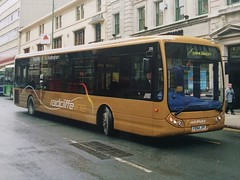 FD54 JYF (nevetsyam1404) Tags: radcliffeline wellglade trentbarton bartonbuses barton b42f x1200 tempo optare optaretempo optaretempox1200 306 fd54jyf