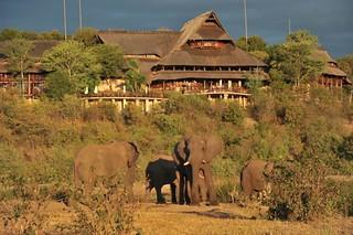 Victoria Falls Safari Lodge Signature Shot