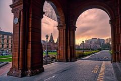 The Kelvingrove #Glasgow (Jim Nix / Nomadic Pursuits) Tags: aurorahdr2019 europe glasgow hdr jimnix nomadicpursuits olympus olympusomdem1 scotland thekelvingrove architecture highdynamicrange museum photography sunset travel