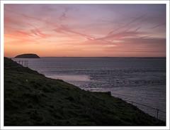 brean-down-sunset-1100646-090119 (Peadingle) Tags: sunset dusk brean down fort somerset