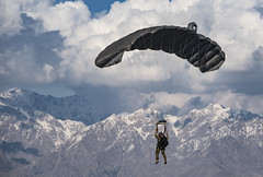 180404-F-OH871-2534 (Official U.S. Air Force) Tags: 455thairexpeditionarywing 455thew 83expeditionaryrescuesquadron 83rderqs afsoc afghanistan airforce airforcespecialoperationscommand airborne aircraft baf bagramairfield c130 combatoperations combatops combinedjointtaskforceoperationfreedomsentinel exercise familiarization flyingoperations freedomsentinel greenfeet superhercules m4 m9 medicine medics military militaryfreefall mountains ors operationfreedomsentinel operationresolutesupport operators pj parachute pararescuemanjumper rifle shooting specialforcesmedicine specialoperators tccc tacticalcombatcasualtycare taskforcebrawler usairforce usairforcescentralcommand usarmy usaf usafcent uscentcom unitedstatescentralcommand coalition joint pararescue pararescumen partnership support af