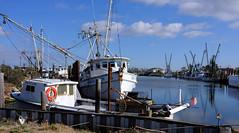 Lake Landing NC 27824 River (wbigearl) Tags: boat water fishing blue sky engelhard north carolina 27824 explore seashore bidge dock bluesky inlet canadageese boatramp bridgefishing parking