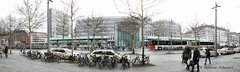 Baustelle Bahnhofsplatz 325 (Susanne Schweers) Tags: bahnhofsplatz bremen baustelle max dudler architekt bebauung hochhäuser citygate city gate