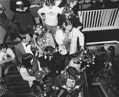 Schulbesetzung_Reher_45 (Klosterschule) Tags: klosterschule hamburg schulbesetzung besetzung schwarzweis blackandwhite history geschichte schulgeschichte historisch school schule 1981 80er 80s